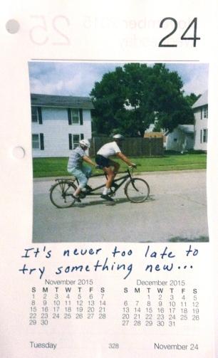 Gma biking